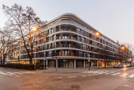Nowe, piękne mieszkanie z oddzielną sypialną 45 m w nowej inwestycji przy Masarskiej 8 (89)