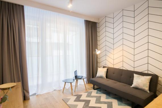 Nowoczesne, klimatyzowane mieszkanie 49 m2 przy ul. Tarłowskiej 12 (16)