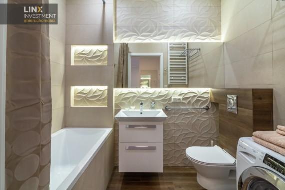 Nowe Przestronne Mieszkanie 50 M2 Z Osobną Sypialnią W
