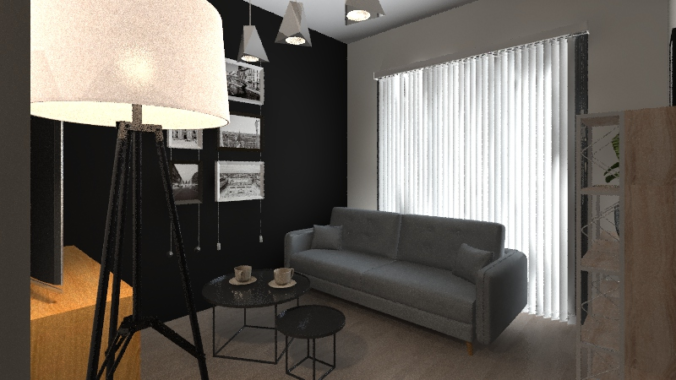 Fabryczna City_Living and Dining Room-36